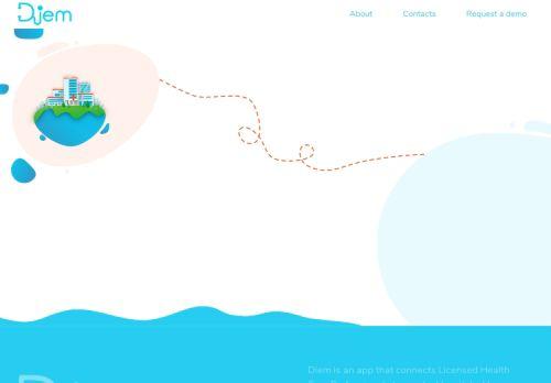 diem.health Desktop Screenshot