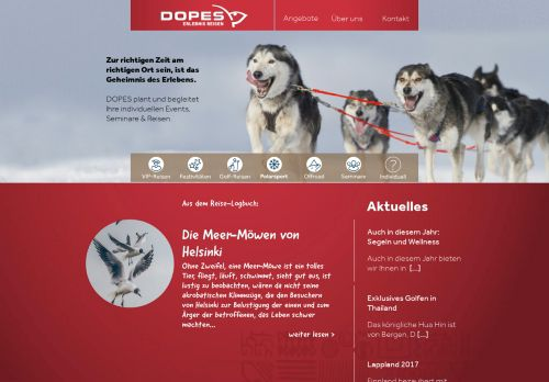 dopes.ch Desktop Screenshot