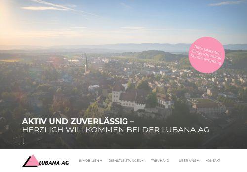 lubana.ch Desktop Screenshot