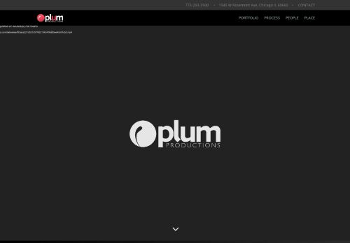 plum.tv Desktop Screenshot