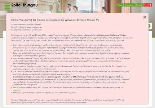 spitaeler-tg.ch Desktop Screenshot