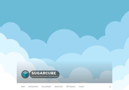 sugarcube.ch Desktop Screenshot