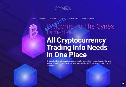 cynex.net Desktop Screenshot
