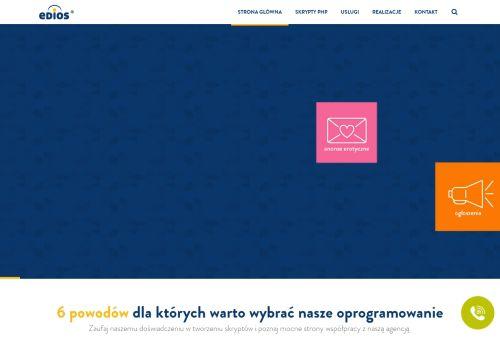 edios.pl Desktop Screenshot