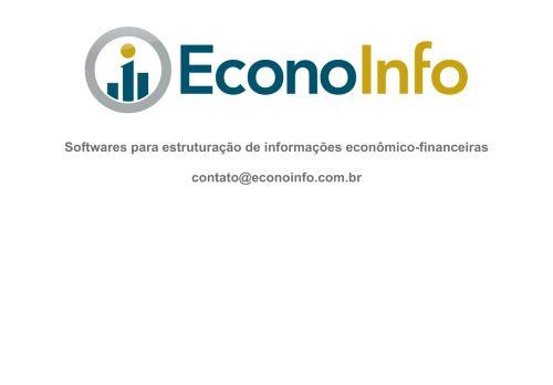 econoinfo.com.br Desktop Screenshot