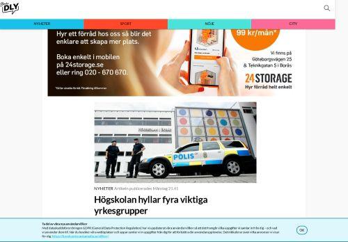 borasdly.se Desktop Screenshot