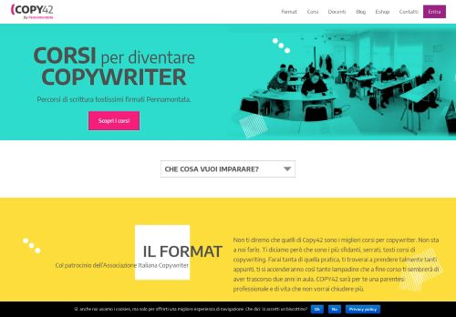 copy42.it Desktop Screenshot