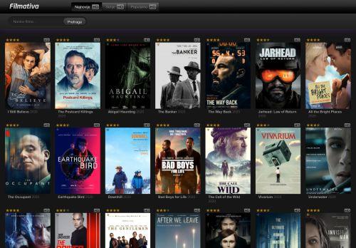 filmativa.ws Desktop Screenshot