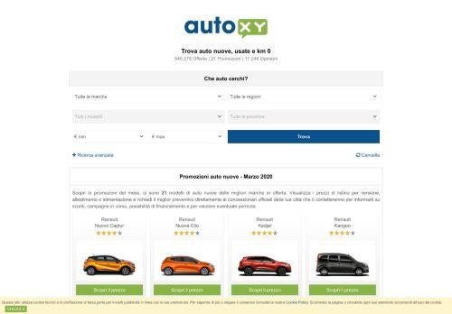 autoxy.it Desktop Screenshot