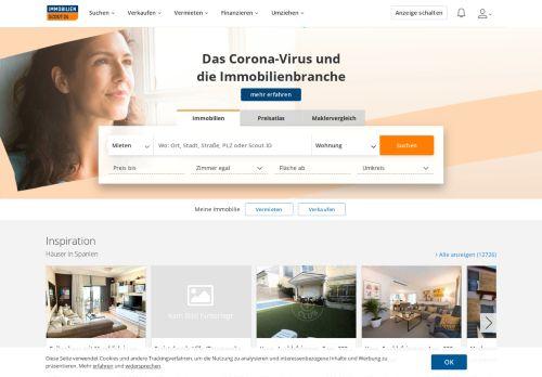 immobilienscout24.de Desktop Screenshot