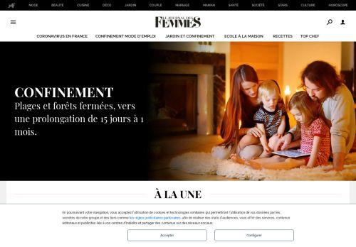 journaldesfemmes.fr Desktop Screenshot