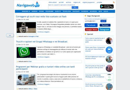 navigaweb.net Desktop Screenshot