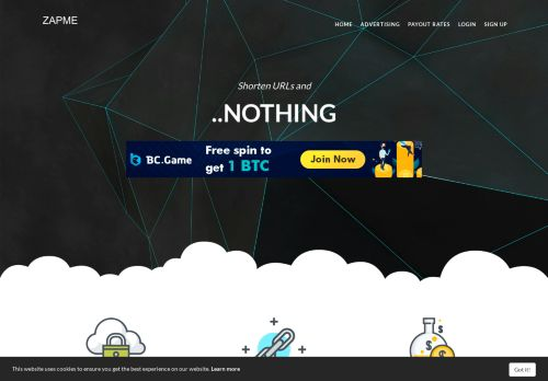 zapme.top Desktop Screenshot