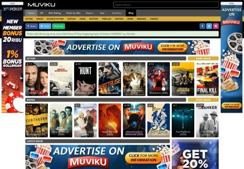 muviku.net Desktop Screenshot