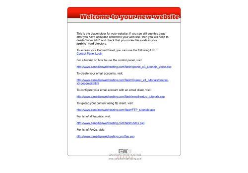 angonet.org Desktop Screenshot