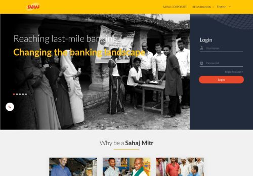 sevl.co.in Desktop Screenshot