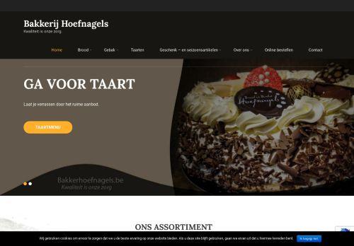 bakkerhoefnagels.be Desktop Screenshot